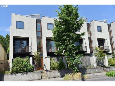 Portland Single Family Home For Sale: 5954 NE Hoyt St