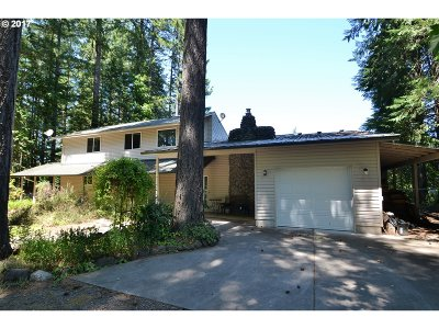 Lyons Single Family Home Sold: 23867 Santiam Way