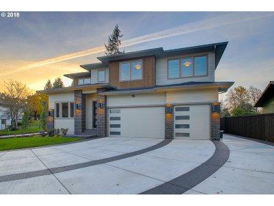 Vancouver WA Single Family Home For Sale: $749,000