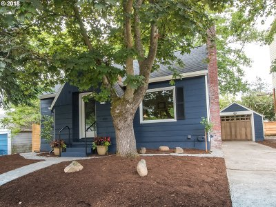 Single Family Home For Sale: 5714 NE 15th Ave