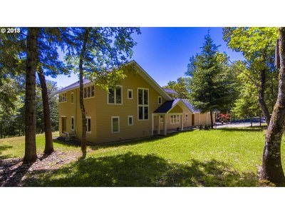 Roseburg Single Family Home For Sale: 457 Lillian Ln