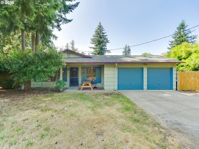 Single Family Home For Sale: 1931 SE 177th Ave