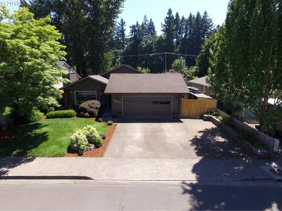 Springfield Single Family Home For Sale: 5007 Forsythia St