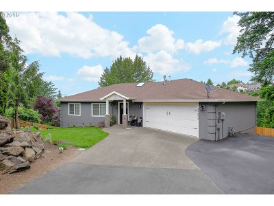 Sherwood Single Family Home For Sale: 23632 SW Stonehaven St