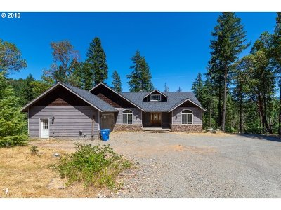 Single Family Home For Sale: 220 Newt Gulch Rd