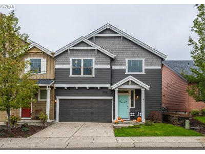 Camas Single Family Home For Sale: 3107 NW 47th Dr