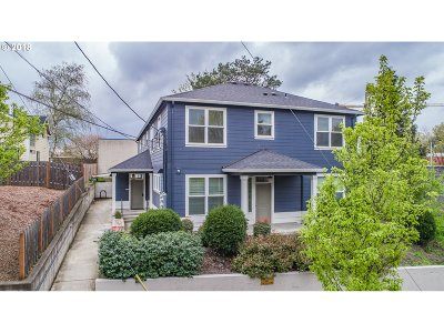 Portland OR Multi Family Home For Sale: $1,125,000