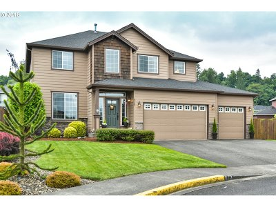 Woodland Single Family Home For Sale: 313 Thistle Ct