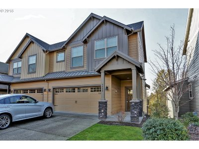 Vancouver Single Family Home For Sale: 4332 SE 179th Ct
