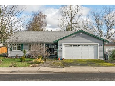 Molalla Single Family Home For Sale: 505 Kennel Ave