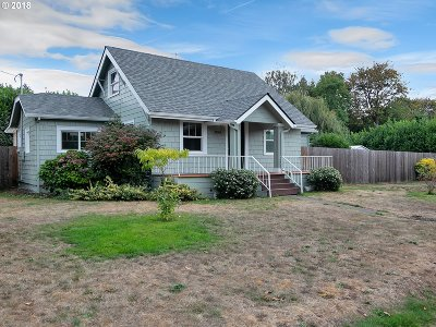 Milwaukie Single Family Home For Sale: 10504 SE 52nd Ave