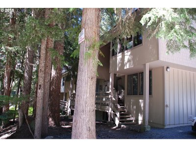 Government Camp Condo/Townhouse For Sale: 30383 E Wy East Trl