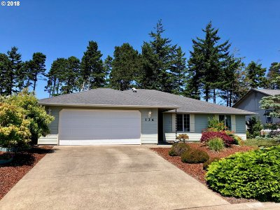 Florence Single Family Home For Sale: 136 Park Village Loop