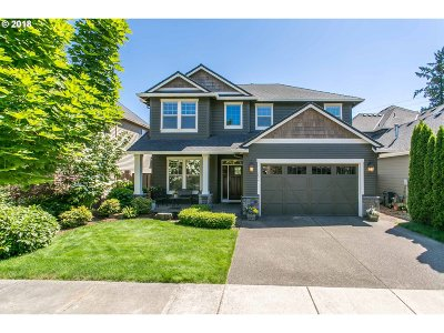 Tualatin Single Family Home For Sale: 10874 SW Westfall Ct