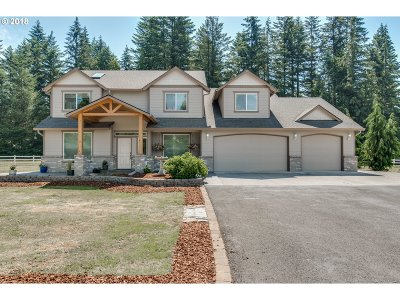 Vancouver Single Family Home For Sale: 21401 NE 109th St