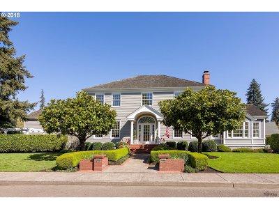 Eugene Single Family Home For Sale: 640 Spyglass Dr