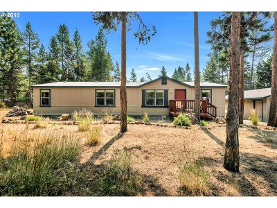 Bend Single Family Home For Sale: 56304 Bufflehead Rd