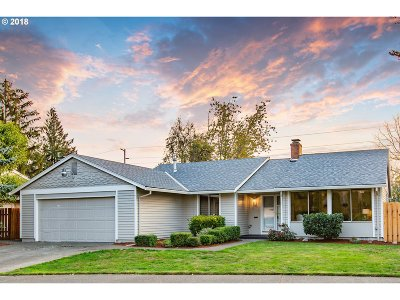 Portland Single Family Home For Sale: 17680 NW Santiam Ct