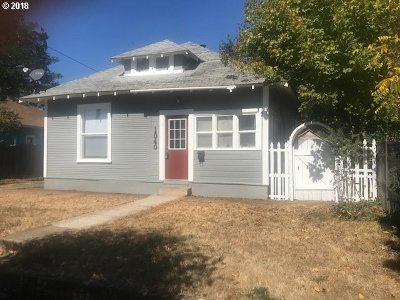 Cottage Grove, Creswell Single Family Home For Sale: 1040 Adams Ave