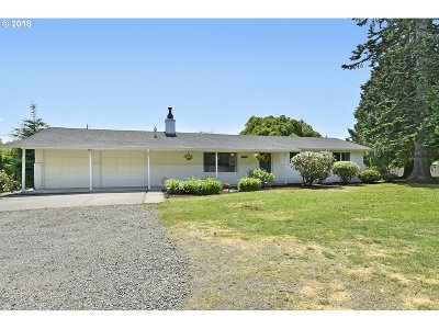 Gresham Single Family Home For Sale: 1201 SW Pleasant View Dr