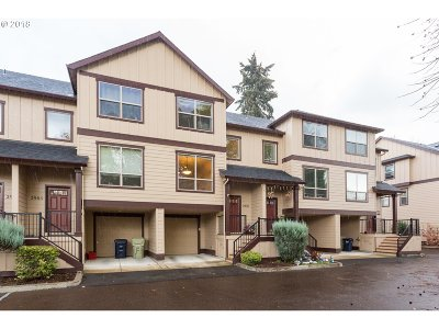 Beaverton Condo/Townhouse For Sale: 2981 SW 187th Ave