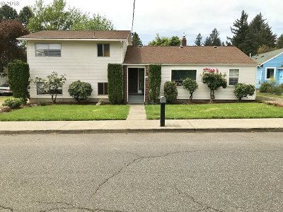 Single Family Home For Sale: 805 SE 139th Ave