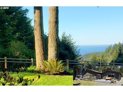 Gold Beach Single Family Home For Sale: 27287 Eighty Acres Rd
