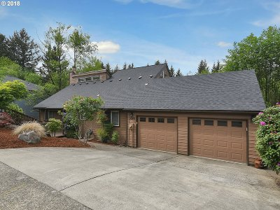 Camas Single Family Home For Sale: 3248 NW Ivy Ln