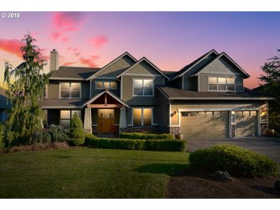 Happy Valley, Clackamas Single Family Home For Sale: 10572 SE Waterford Ct