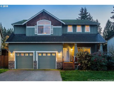 Vancouver Single Family Home For Sale: 2804 NE 183rd Ct
