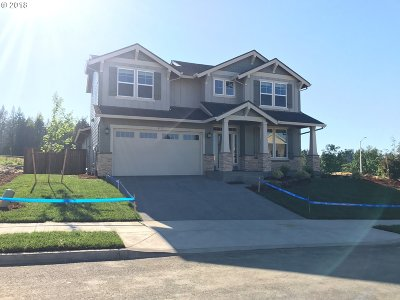 Single Family Home For Sale: 8260 SE 160th Ave