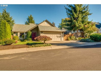Tigard Single Family Home For Sale: 11660 SW Sheffield Cir