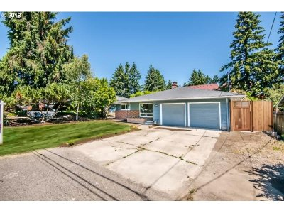 Single Family Home For Sale: 206 NE 146th Ave