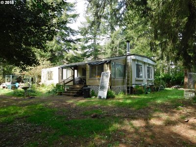 Coquille OR Single Family Home For Sale: $99,900