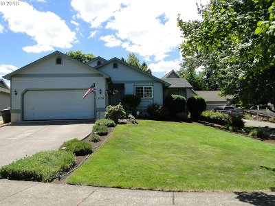 Springfield Single Family Home For Sale: 5735 D St