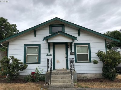 Washougal Single Family Home For Sale: 540 20th St