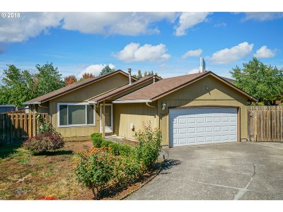 Wilsonville Single Family Home For Sale: 7945 SW Racquet Ct