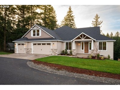 Oregon City Single Family Home For Sale: 18253 S Grasle Rd