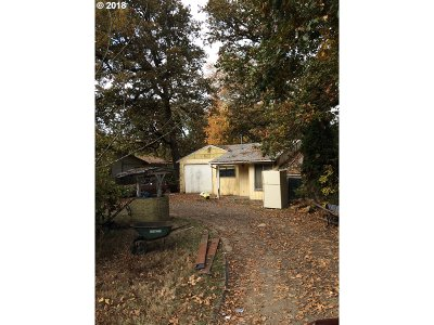 Roseburg Single Family Home For Sale: 3373 Melrose Rd