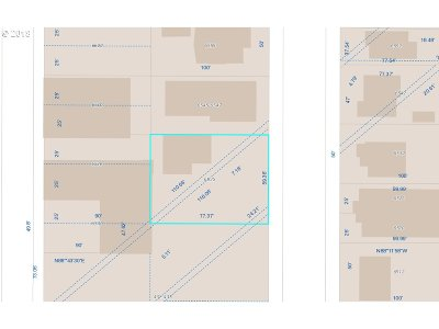 Portland Residential Lots & Land For Sale: 6535 NE Grand Ave