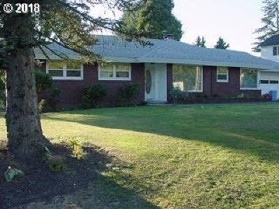 Beaverton Residential Lots & Land For Sale: 3645 SW 108th Ave