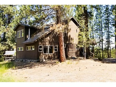 Bend Single Family Home For Sale: 54326 Bear Dr