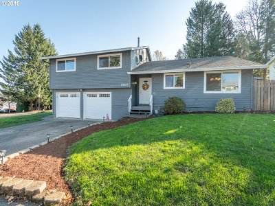 Sherwood Single Family Home For Sale: 22622 SW Cochran Dr