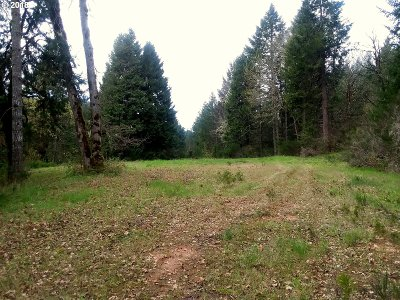 Drain Residential Lots & Land For Sale: Upper Smith River Rd