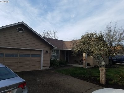 Springfield Single Family Home For Sale: 526 68th Pl