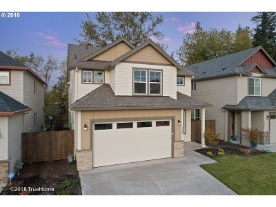 Ridgefield Single Family Home For Sale: 1102 S Quail Hill Pl #Lot4