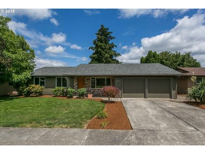 Beaverton Single Family Home For Sale: 20455 SW Westside St