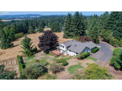 Wilsonville Single Family Home For Sale: 24520 SW Nodaway Ln