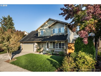 Scappoose Single Family Home For Sale: 33351 SW Sequoia St