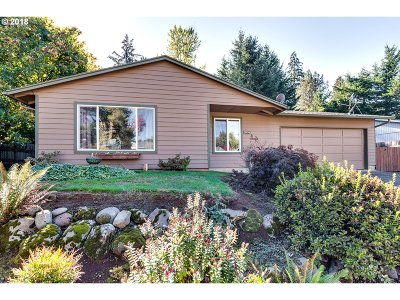 Clackamas County Single Family Home For Sale: 39740 Wolf Dr